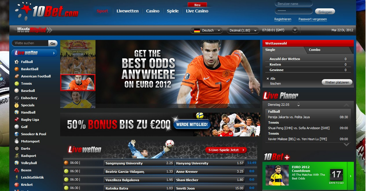 10bet-screen